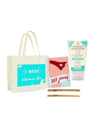 Le pack summer - Le point Green