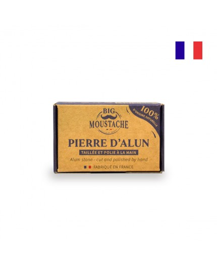 Pierre d'alun made in france